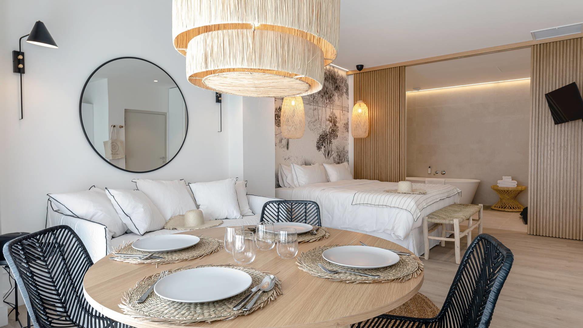 Appartement cosy hotel frontiere espagnole