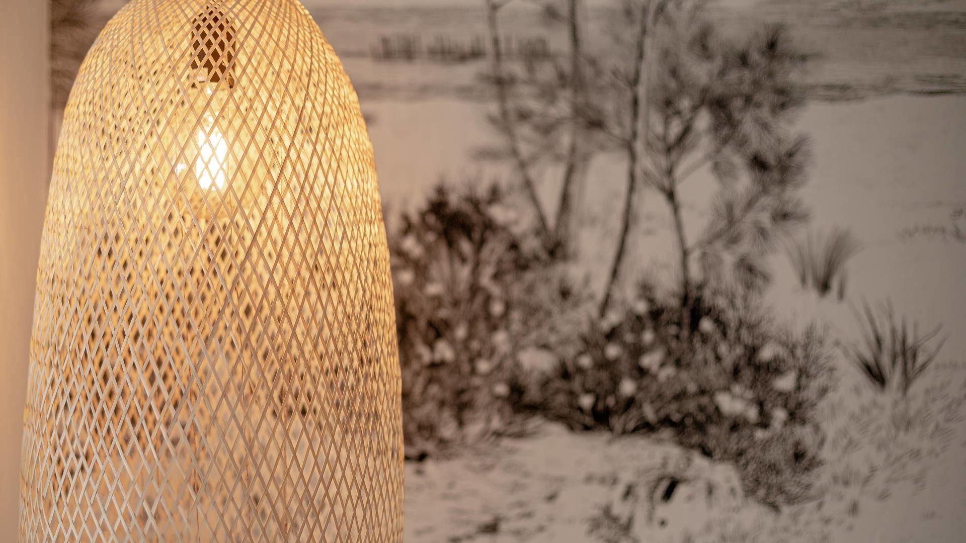 Luminaire hotel vue mer languedoc roussillon